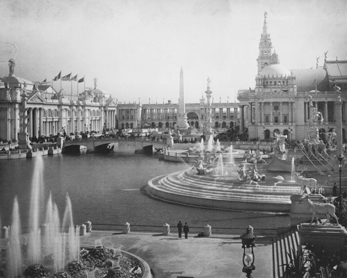 World's Columbian Exposition, Chicago, 1893.